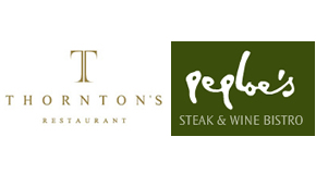 Thornton's restaurant and Peploes steak & wine bistro